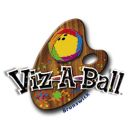 Brunswick Viz-A-Ball Logo