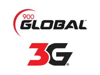 3G & 900 Global Logos