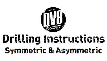 DV8 Drill Sheet