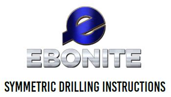 Ebonite Symmetric Drill Sheet