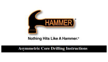 Hammer Asymmetric Drill Sheet