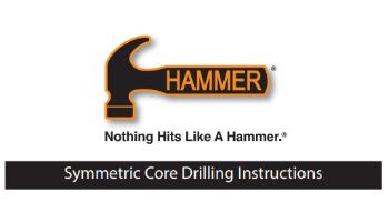 Hammer Symmetric Drill Sheet