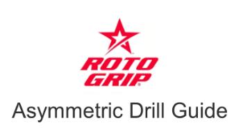 Roto Grip Asymmetric Drill Sheet