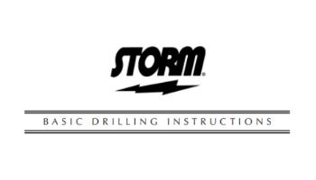 Storm Basic Drill Sheet